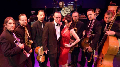 Cairo Jazz Festival : Royal Crown Revue